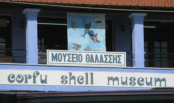 Corf Shell Museum